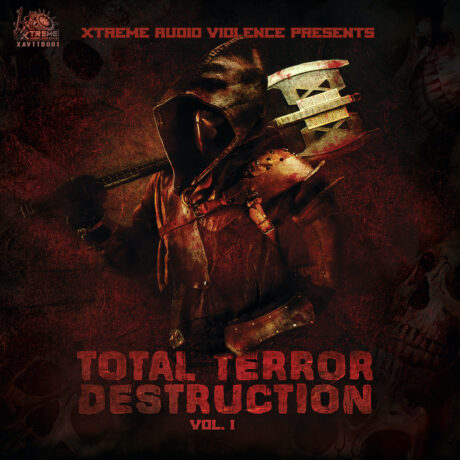Total Terror Destruction Vol. 1